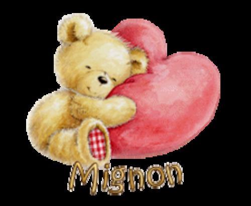 Mignon - ValentineBear2016