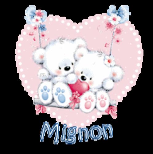 Mignon - ValentineBearsCouple