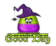 Good Day - CandyCornWitch