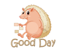 Good Day - CutePorcupine