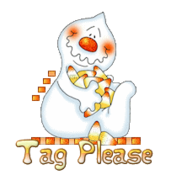 Tag Please - CandyCornGhost