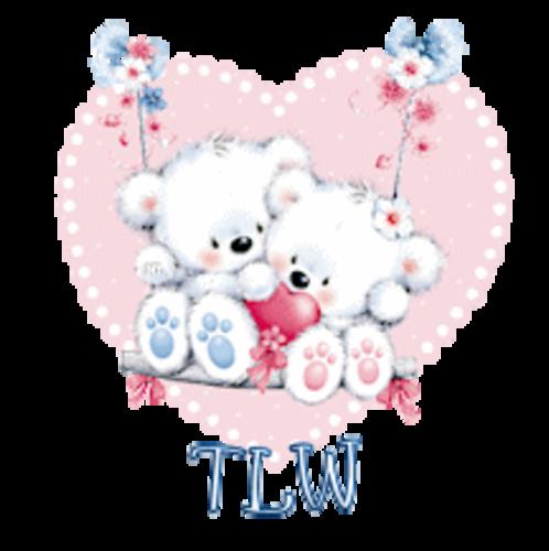 TLW - ValentineBearsCouple