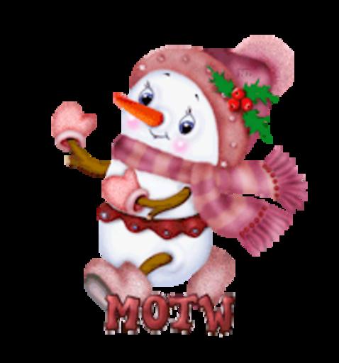 MOTW - CuteSnowman