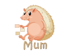 Mum - CutePorcupine