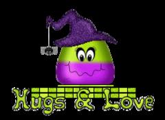 Hugs & Love - CandyCornWitch
