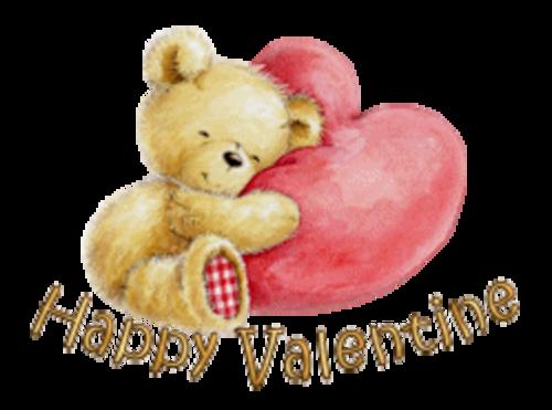 Happy Valentine - ValentineBear2016