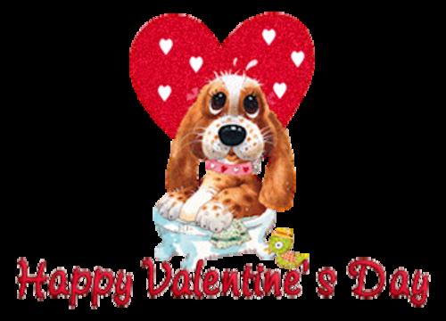 Happy Valentine's Day - ValentinePup2016