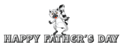 Happy Father's Day - RaccoonStepOnName