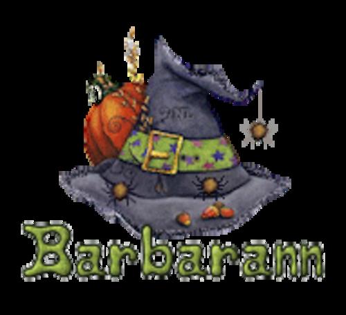 Barbarann - CuteWitchesHat