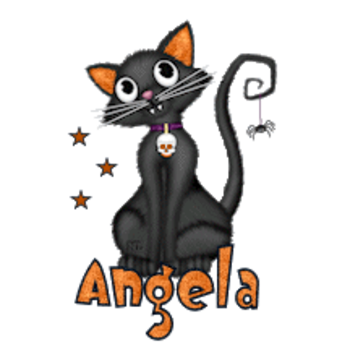 Angela - HalloweenKittySitting