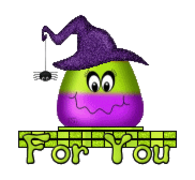 For You - CandyCornWitch