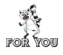 For You - RaccoonStepOnName