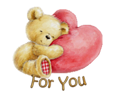For You - ValentineBear2016