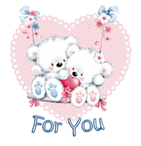 For You - ValentineBearsCouple