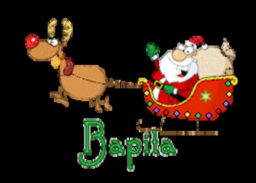 Bapita - SantaSleigh