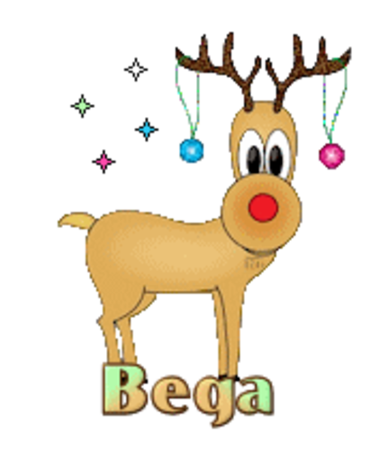 Bega - ChristmasReindeer