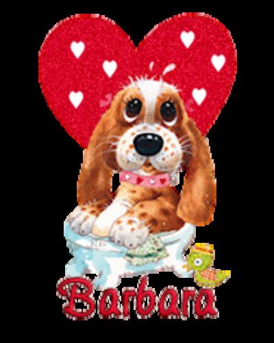 Barbara - ValentinePup2016