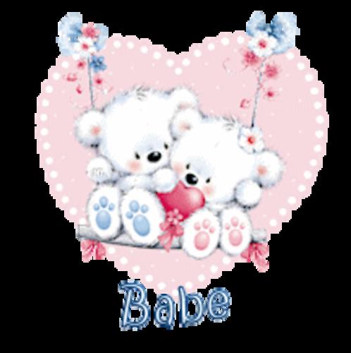 Babe - ValentineBearsCouple