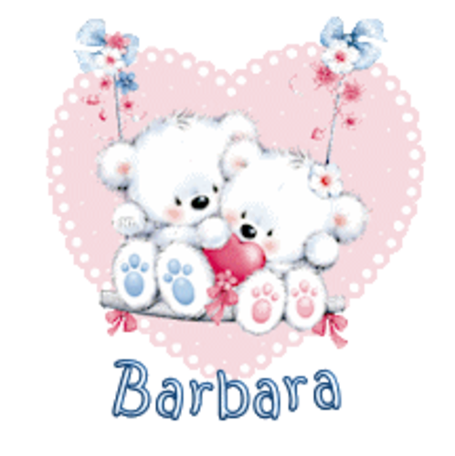 Barbara - ValentineBearsCouple