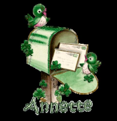 Annette - StPatrickMailbox16