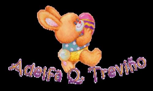 Adelfa Q  Trevino - EasterBunnyWithEgg16