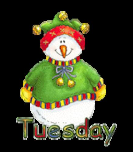 DOTW Tuesday - ChristmasJugler