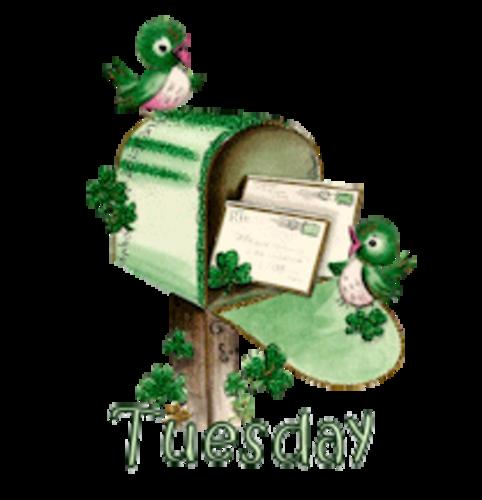 DOTW Tuesday - StPatrickMailbox16