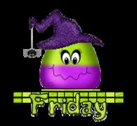 DOTW Friday - CandyCornWitch