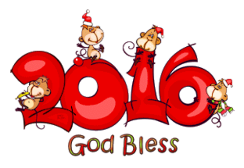 God Bless - 2016WithMonkeys