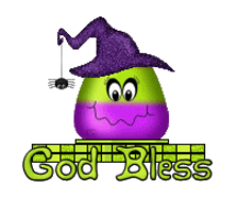 God Bless - CandyCornWitch