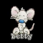 Betty - SittingPretty