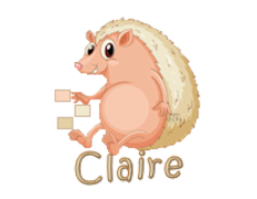 Claire - CutePorcupine