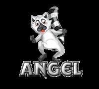 Angel - RaccoonStepOnName