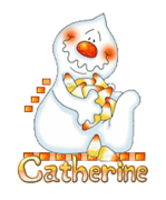 Catherine - CandyCornGhost