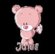 Jules - ShyTeddy