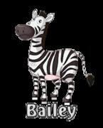 Bailey - DancingZebra
