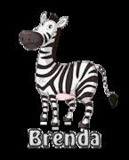 Brenda - DancingZebra