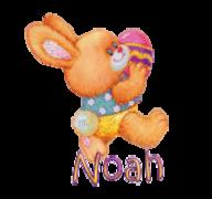 Noah - EasterBunnyWithEgg16
