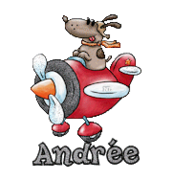 Andree (MC) - DogFlyingPlane