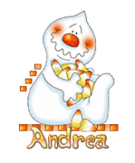 Andrea - CandyCornGhost