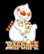 Barbara - CandyCornGhost