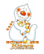 Blanca - CandyCornGhost