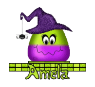 Amela - CandyCornWitch