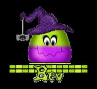 Bev - CandyCornWitch