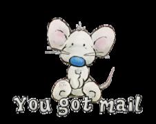 You got mail - SittingPretty