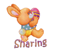 Sharing - EasterBunnyWithEgg16