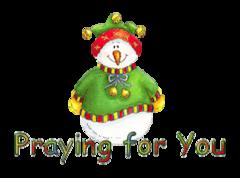 Praying for You - ChristmasJugler