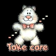 Take care - HuggingKitten NL16