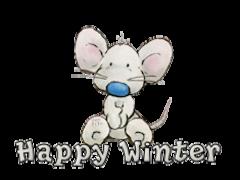 Happy Winter - SittingPretty