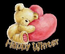 Happy Winter - ValentineBear2016